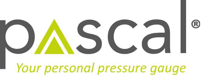Pascal® - your personal pressure gauge